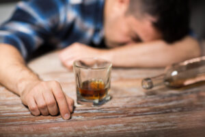 Drinking in Narcotics Anonymous (NA)