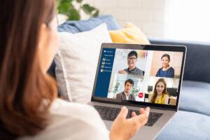 Online 12 step meetings