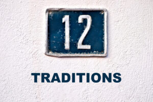 The 12 Traditions